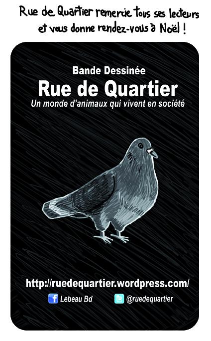 Bande dessinée Rue de Quartier
